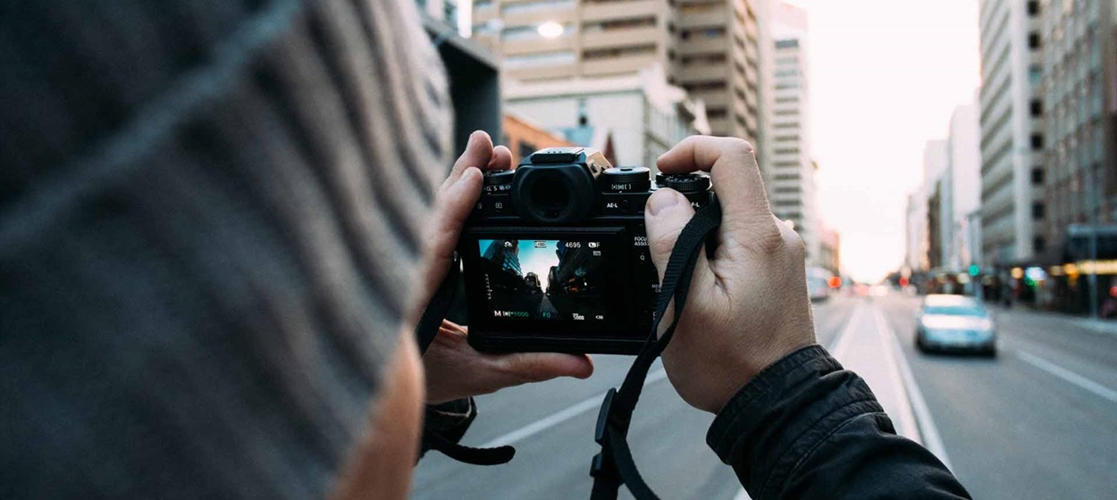 Online photography courses – DSLR photography tutorials